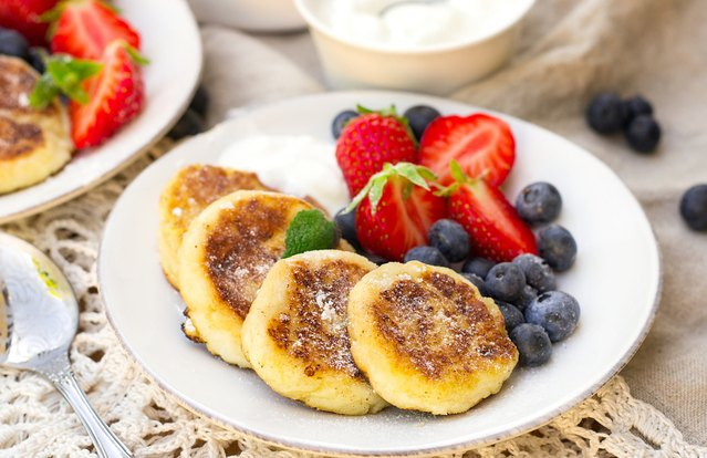 Exceptional Cottage Cheese Protein Pancakes