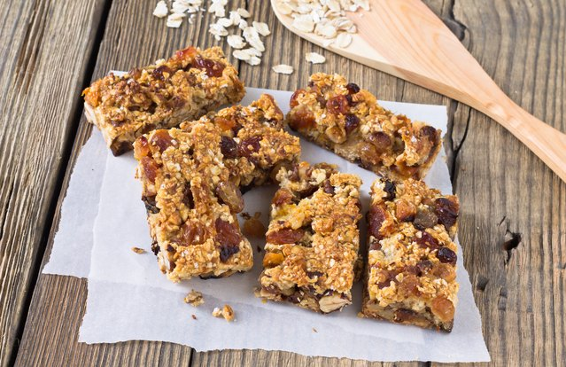 Homemade Natural Energy Bar Recipe