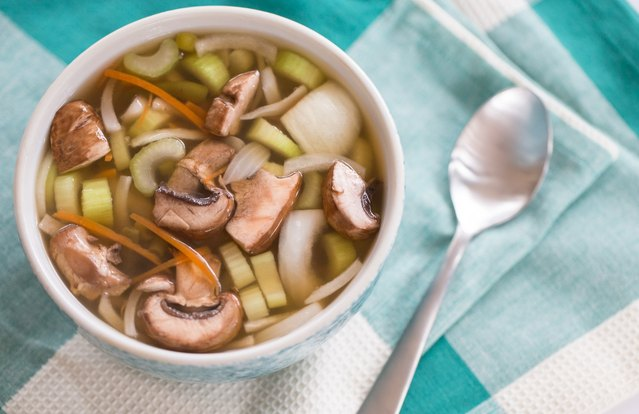 Simple Veggie Soup