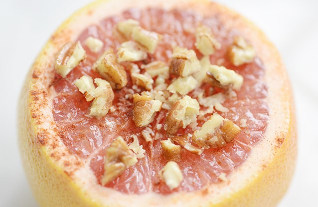 Grapefruit Crunch