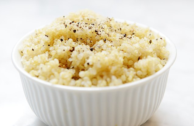 Simple Morning Quinoa
