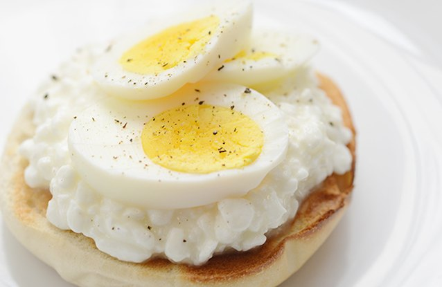 Wheat-free Eggwich