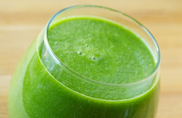 John Salley's 'Oh So Green' Kale Drink