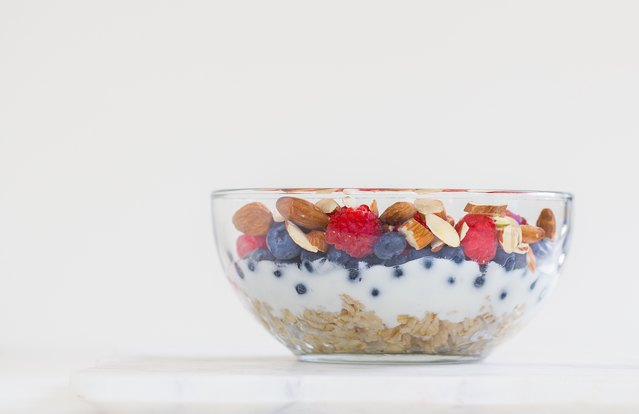 Meusli Breakfast Bowl