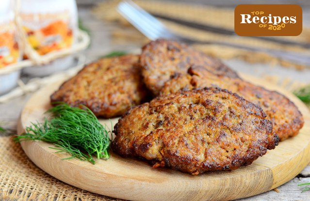 Breakfast Turkey-Apple Sausage Mini Patties