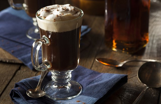 Hot Chocolate with Bailey's Irish Cream