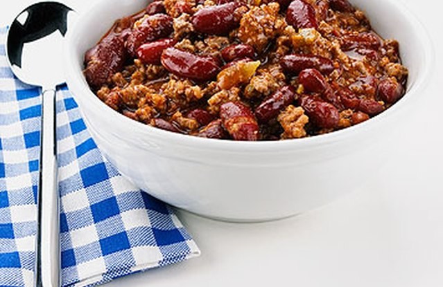 Healthier Turkey Chili