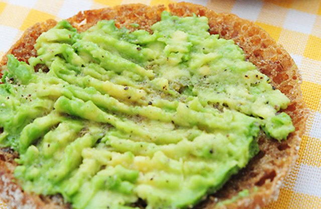 John Salley's Mashed Avocado Toast