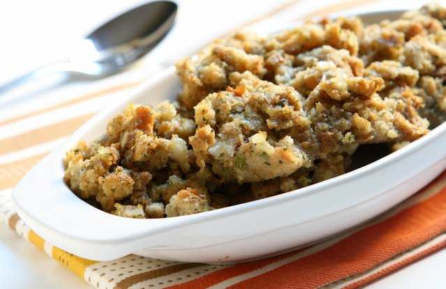 Whole-Grain Stuffing