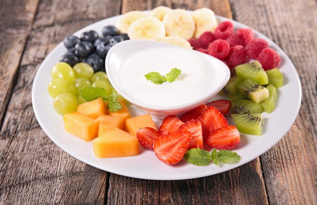 Seasonal Fruit Dip