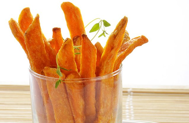 Jess Bee's Sweet Potato Fries