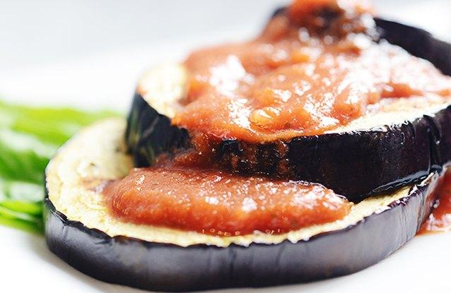 Vegan Italian Eggplant Parmesan Recipe