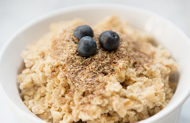Supercharged Oatmeal