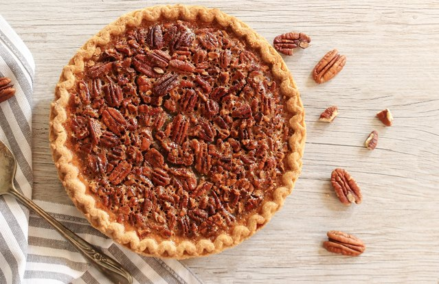 Paleo-Friendly Pecan Pie