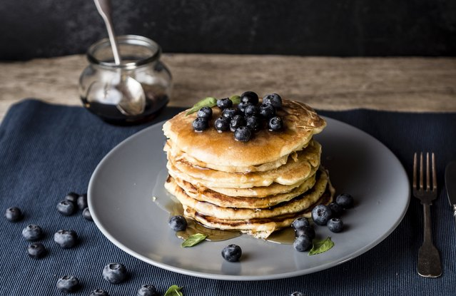 Healthy Protein Pancake Recipe