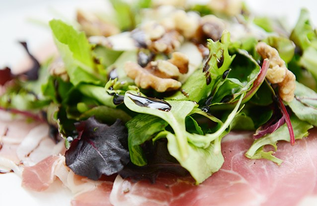 Prosciutto and Arugula Salad