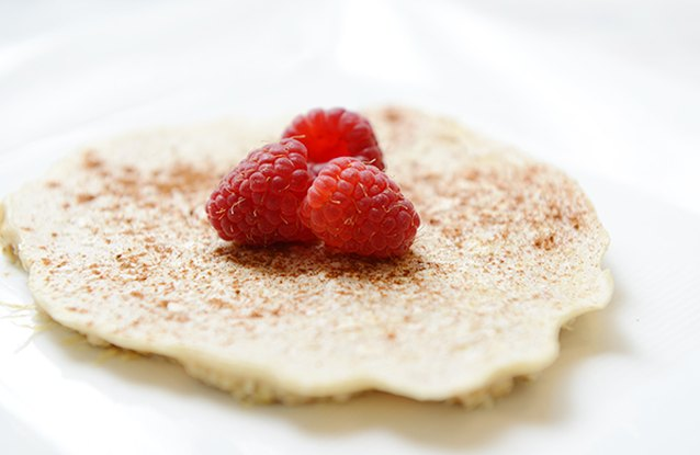 Supercharged Oatmeal Protein Pancake