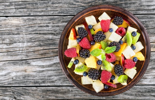 Gingery Fruit Salad