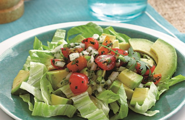 Mexican Avocado Salad