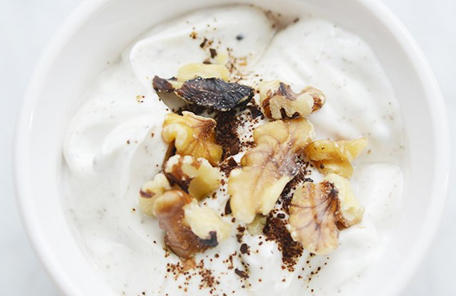 Vegan Coffee Yogurt