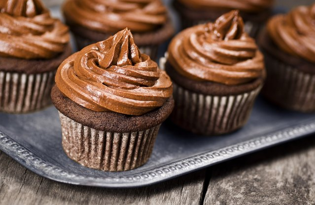 Low-Sugar Sweet Potato Chocolate Frosting
