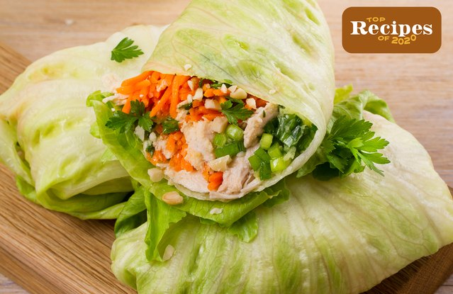 Gluten-Free Turkey Roll-Ups