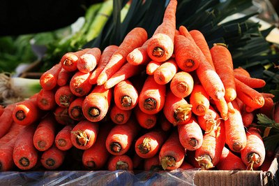 Some former smokers develop a carrot stick habit, which is much healthier.