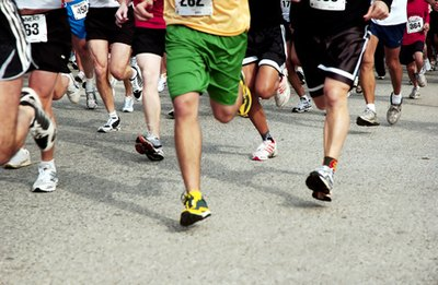 How to Lose Weight by Training for a 5K
