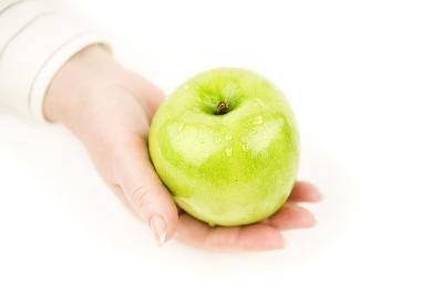 Apple Polyphenols and Hair Loss