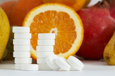 Vitamin C helps prevent scarring