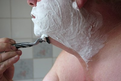 Shaving and Facial Acne