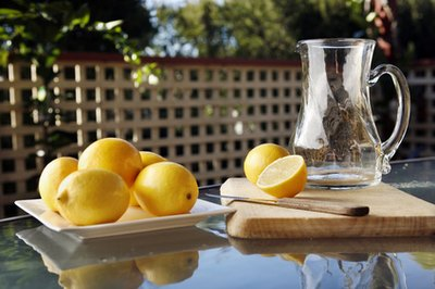 Lemon diet leaves an empty feeling