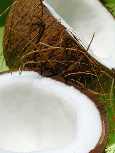 Health Nutrition Benefits of Raw Coconut Meat
