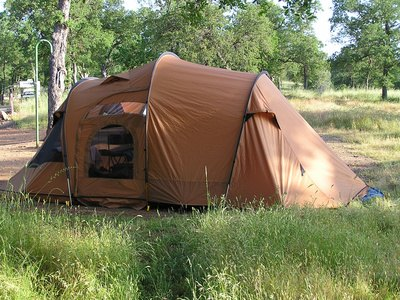 Tent Camping Areas Around Dallas, Texas