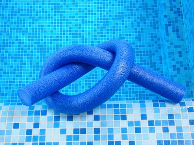 Pool noodles can be found at your local department, hardware or pool supply store.