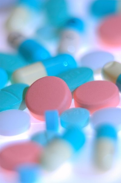 Ibuprofen comes in a variety of dosages.