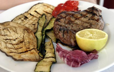 Red meat can boost iron levels.