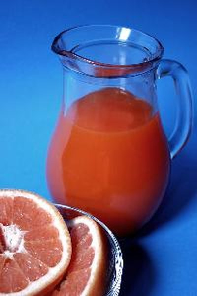 Is Ruby Red Grapefruit Juice Good for You?