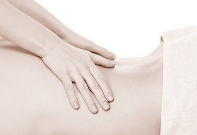 Improper positioning during massage can cause complications.