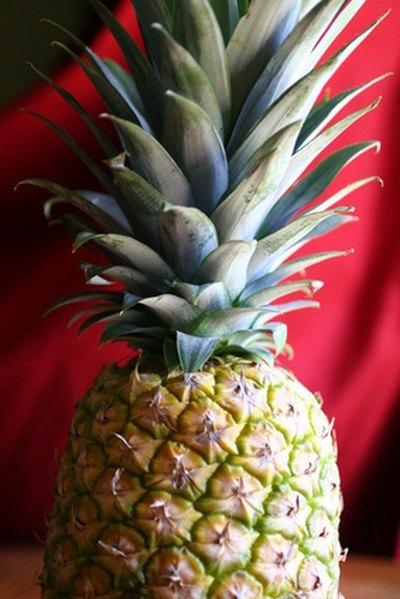 Pineapple may remove tapeworms.