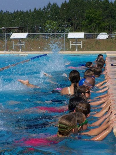 Swim Workouts for Kids