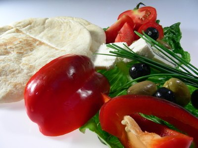 The Mediterranean diet is full of vegetables and omega-3 oils.