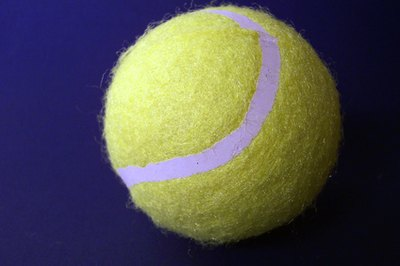 Tennis Ball Back Exercises