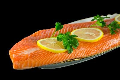 Salmon is an excellent source of EPA.