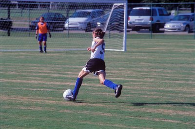 Strength Training for Girls in Youth Soccer