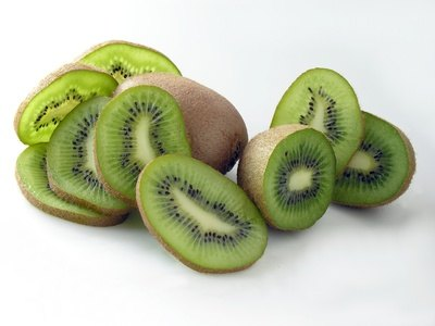 Kiwi fruit is one of the best sources of vitamin C.