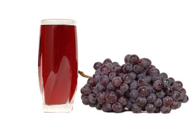 Grapes posses naturally occuring chromium, a mineral thought to aid in glucose absorption.