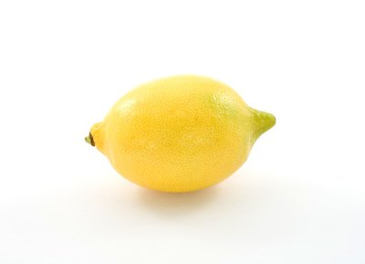 Some lemon drops are made with real lemon.