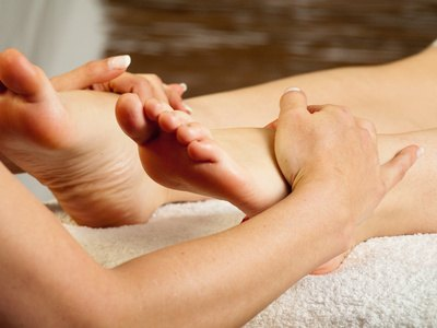 Foot Massage and Benefits on Brain