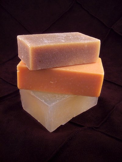 Glycerin is used in soap-making and also a byproduct.